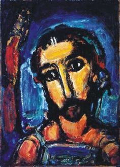 My only objective is to paint a Christ so moving that those who see him will be converted.  Georges Rouault