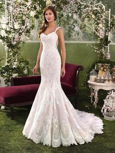 Fara Sposa Wedding Dresses 2016 Collection - MODwedding