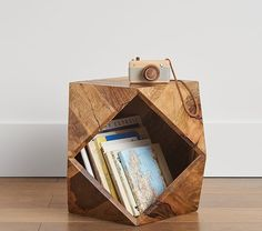 Hexagon Accent Table | Pottery Barn Kids