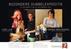 #OOTMARSUM #Expositie #Galerie #Oostwal2 Ootmarsum ook dit weekend weer geopend van 12.00 tot 17.00 uur.  #twente