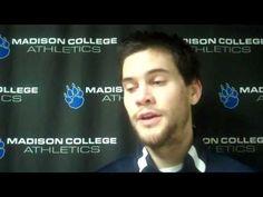 Santiago Silva es entrevistado por Madison College