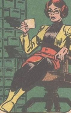 Barbara Gordon - because all librarians are super-heroes!