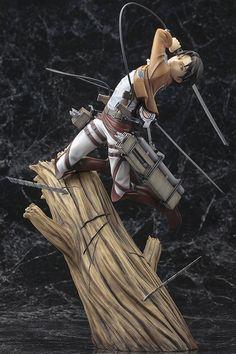 進撃の巨人 ARTFX J リヴァイ | KOTOBUKIYA