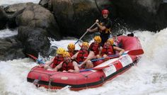 Make a great day of it on the Tully River White Water Rafting Tour