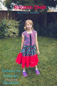 Roxanne by Foo Foo Threads Pdf Sewing Patterns, Diy Toys, Revolution, Daughter, Babies, Dresses, Women, Fashion, Vestidos
