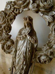 Mary & mirror