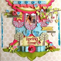 A Project by RoPhilippsen from our Scrapbooking Gallery originally submitted 05/01/12 at 05:40 PM