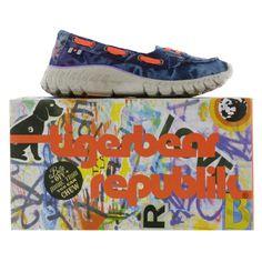 Tigerbear Republik Shoes, Womens Wolfie Moonlight Milkyway - £44.99 Cute Casual Shoes, New Shoes, Moonlight, Footwear, Kids, Women, Fashion, Young Children, Moda