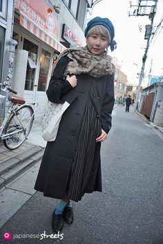 Yoshimura - Harajuku, Tokyo  WINTER 2013, GIRLS  Kjeld Duits