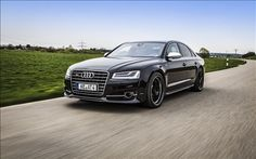 ABT Sportsline has released details for its latest tuning package for the Audi S8 that takes the car's power performance from 520 hp to 640 hp and torque from 650 Nm to 780Nm. End result of this kit is a top speed of 280 kmph or 174 mph.