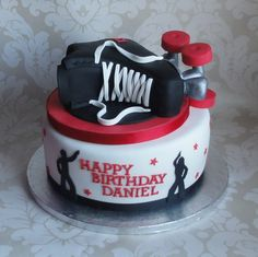 Great Roller Skate Boys Cake idea