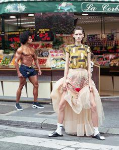Cesarlovealexandre | Ms &Mrs Gains for King Kong magazine  Cesar Love Alexandre Nelson Tiberghien &  Isabelle chaput