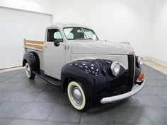 Let's continue right with this beautiful 1948 Studebaker Pickup Listing Tesla Pickup Truck, Ford Pickup Trucks, Chevy Trucks, Vintage Pickup Trucks, Classic Pickup Trucks, Elmhurst Illinois, Mitsubishi Pajero Sport, Hot Rod Pickup, Mercedes Benz Unimog