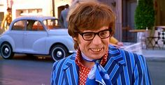 austin powers mystery man
