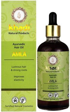 Cette huile capillaire ayurvédique à l'AMLA est un excellent soin tonifiant: cette huile prévient et ralentit la chute des cheveux, favorise leur pousse, rend les cheveux plus forts et épais et