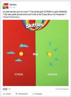VS skittles
