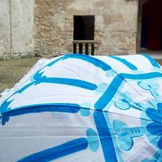 Ombrello dipinto a mano   da Myolica