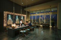 Recepção Resorts, Oasis, Conference Room, Table, Furniture, Home Decor, Morocco, Green, Decoration Home