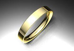 Crea tu joya - EXTREM. Alianza modelo formad. Material oro amarillo. Calibre 2,5mm; 3,0mm; 3,5mm; 4,0mm; 4,5mm; 5,0mm; 6,0mm; 7,0mm o 8,0mm a elegir.