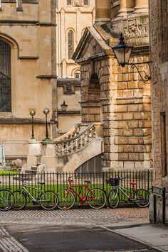 "allthingseurope: ""Oxford: Radcliffe Camera (by netNicholls) """