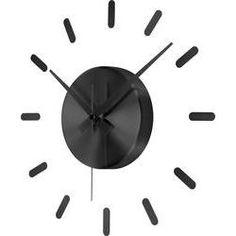 DCF nástěnné hodiny Renkforce HD-WRC152 DCF SW (Ø) 350 mm černá Instruments, Clock, Wall, Home Decor, Wall Clocks, Watch, Decoration Home, Room Decor, Clocks