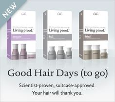 Get a good hair day, every day (even on the go) #dBb