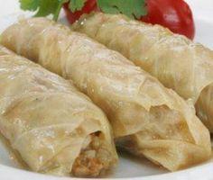 Recetas Cocina ÁRABE · Relleno Para Hojas De Parra (Warak Inab O Warak  Dawali ) Con Carne U2013 Recetas