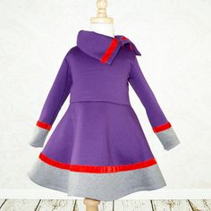 Colorblock Dress | YouCanMakeThis.com