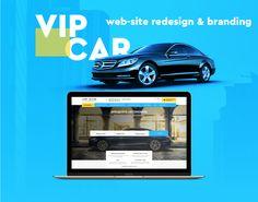 """다음 @Behance 프로젝트 확인: """"Online car rent web-site redesign"""" https://www.behance.net/gallery/44314493/Online-car-rent-web-site-redesign"""