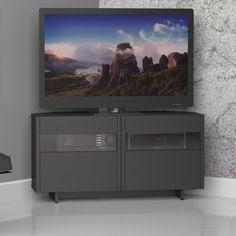 Nexera 102706 Vision 48-inch Corner Tv Stand