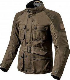 Revit Zircon, textile jacket waterproof - motoin.de