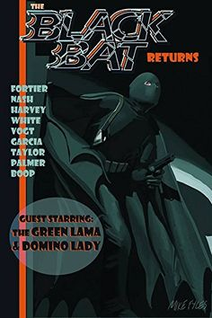 Big thanks to Kevin C. for his short, but sweet 5 star review of Moonstone's Black Bat Returns anthology on Amazon. Much appreciated. http://www.amazon.com/dp/1936814978/ref=cm_sw_r_tw_dp_TZd4wb15E23P1