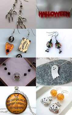 Haunting Halloween by Kayleigh Offley on Etsy--Pinned with TreasuryPin.com