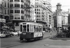 1966 - plaza del ayuntamiento