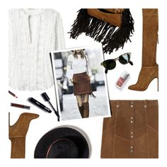 """Over the Knee Boots Contest! Enter!"" by kearalachelle ❤ liked on Polyvore featuring Rebecca Taylor, MANGO, Aquazzura and Isabel Marant"