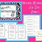 This set will help you manage your estimation jar/center in your classroom.*Classroom Display Sign for your Estimation Jar/Center*Student Wee...