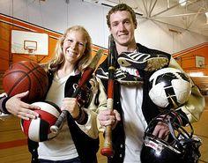 sports au lycée, activités extra-scolaires, lycée américain