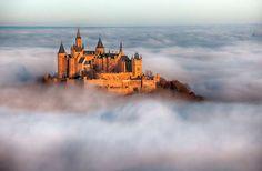 Hohenzollern Castle, Germanh