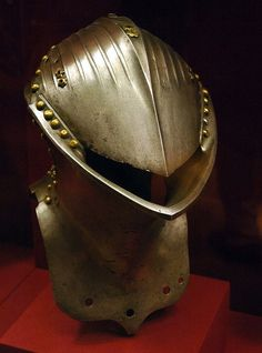 The Weirdest and Fiercest Helmets from the Age of Armored Combat - Courtesy of io9