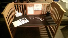 Create a Homework Station - Her Family Trends