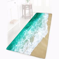 See related links to what you are looking for. Bathroom Mat, Textiles, Beach Print, Home Textile, Area Rugs, Carpet, Home Decor, Bath Mats & Rugs, Flannel