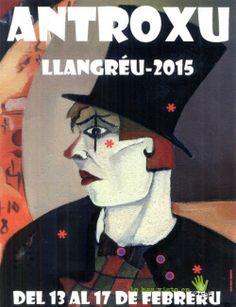 Antroxu - Carnaval en Langreo