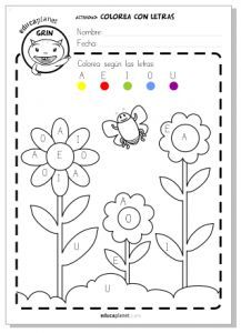 preescolar Under Wear underwear keychain Spanish Activities, Teaching Spanish, Toddler Activities, Preschool Worksheets, Preschool Activities, Bilingual Education, Teaching Tools, Phonics, Coloring Pages