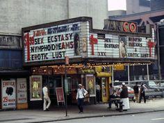 42nd street 70's cinema - Google Search