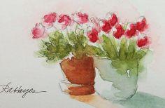 Red Tulips  RoseAnn Hayes