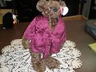 For Sale - VINTAGE TY BEANIE BABIES RETIRED TYRONE TEDDY BEAR & ROBE New with tags
