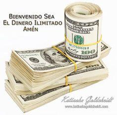 Afirma: Mi Dinero se agranda, se multiplica y se propaga...sigue LEYENDO haciendo CLIC en la FOTO