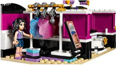 LEGO Friends 2015: 41104 - Pop Star Dressing Room #Lego #LegoFriends