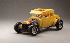 Lego Ford Coupe Hot Rod