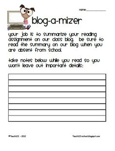 $6  Literature Circle packet: aligned with 2nd grade Common Core standards